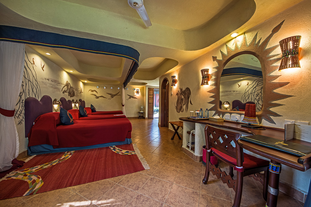 Fotoreise Kenia, Benny Rebel, Hotel