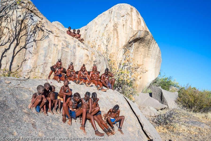 Norden Namibias, Fotoreise