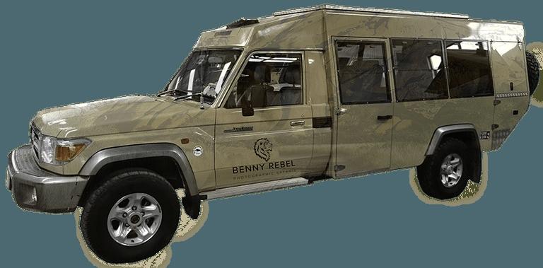 Fotoreise, Fotosafari Afrika, Benny Rebel