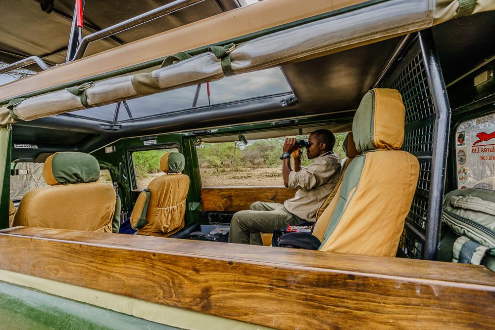 Benny Rebel, Fotoreise, Nordkenia