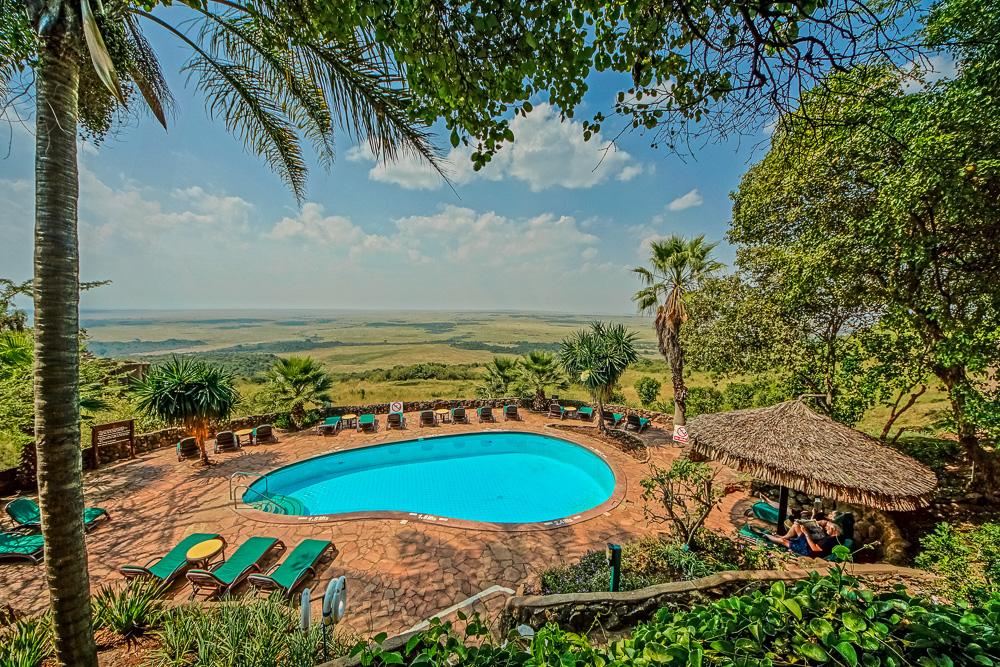 Nordkenia, Reise, Urlaub, Unterkunft, Pool