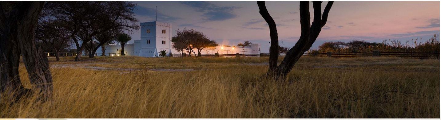Namutoni Fotoreise nach Afrika