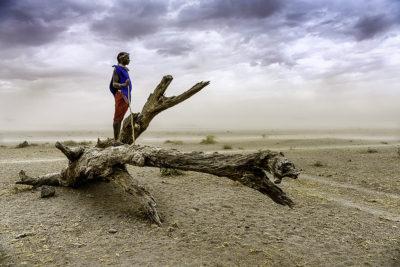 masai, Worrior, Benny Rebel, Fotografie, Afrika, Kunst, Druck, Fine-Art Print