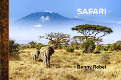 Fine-Art-Book, Safari, Bildband,