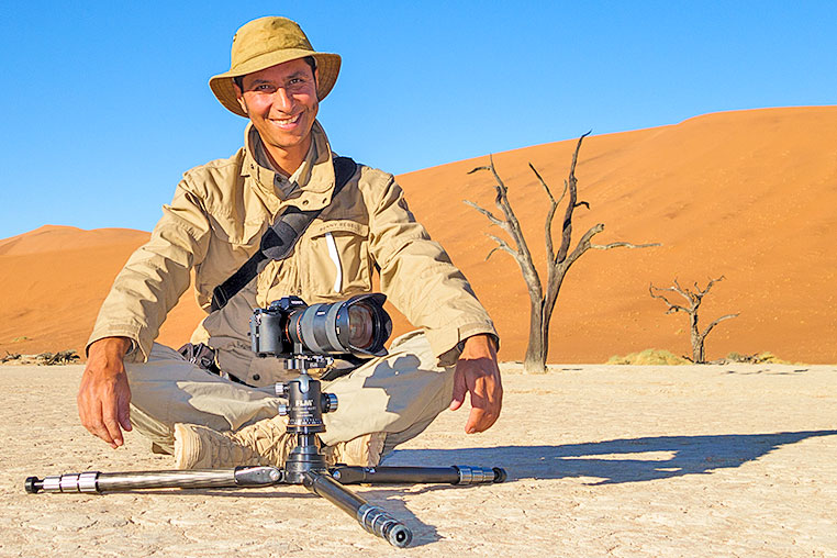Fotosafari nach Afrika mit Benny Rebel