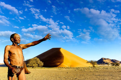 Fotosafari mit Benny Rebel durch Namibia