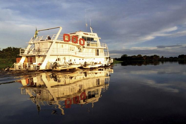 Fotoreise mit Benny Rebel ins Pantanal