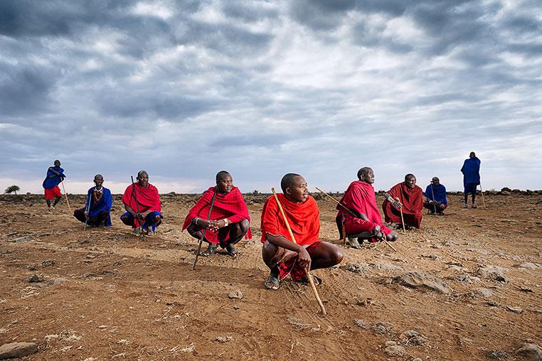 Fotosafari nach Kenia
