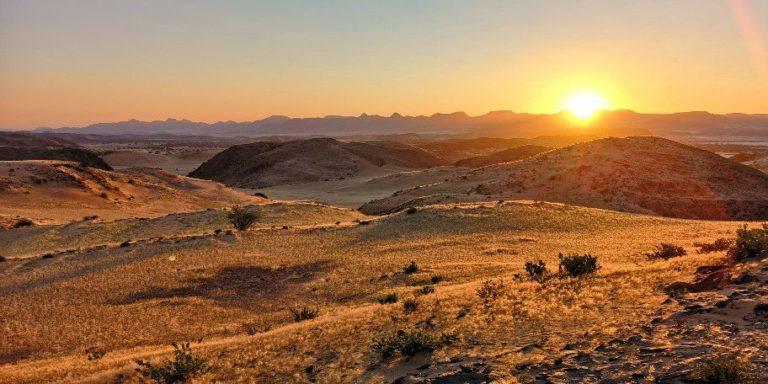 Sundowner Namibia Fotoreise
