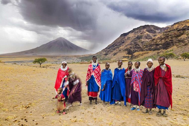 Fotoreise_Tansania_Fotosafari_Afrika_Massaigruppe