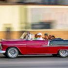 Bild des Tages: Fotoreise Kuba, Mitziehaufnahme