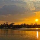 Livebericht: Fotoreise Simbabwe, Die Sonne