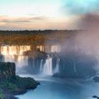 Die Iguazu-Wasserfälle sind eine Option auf meiner Fotoreise durch Brasilien