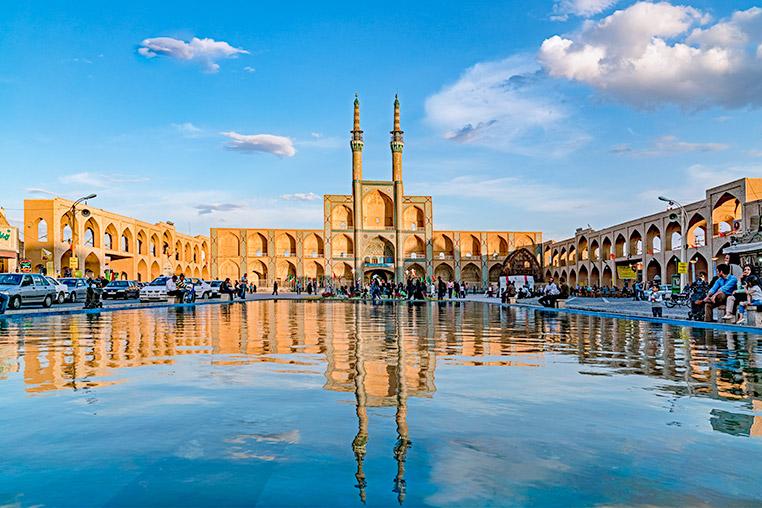 Fotoreises durch den Iran