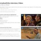 Meine Fernsehauftritte, Filme, Interviews und Videos