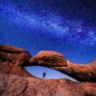 Das Foto, die Nacht, das Universum und der Traum
