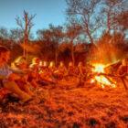 Die Wildnis, das Lagerfeuer, das Abenteuer und mein Leben
