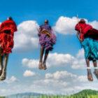 Hoch hinauf zum Ngorongoro-Krater