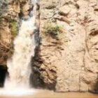 Schaut Euch exakt 20 Sekunden diesen Wasserfall am Lake Nakuru an!