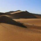 Herzliche Grüße aus der wunderschönen Namib-Wüste